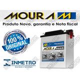 Bateria Moura Moto 7ah Nx / Cbx / Xr / Sahara / Neo / Xt225
