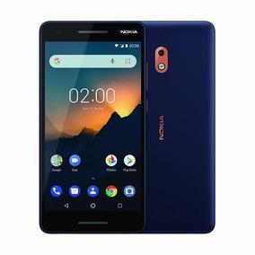 Celular Libre Nokia 2.1 Azul Cobre 8gb - Expandible 128 Gb