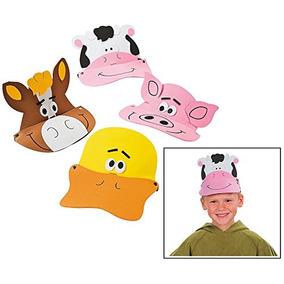 8da13be6fd762 Sombreros De Goma Espuma De Animales en Mercado Libre México