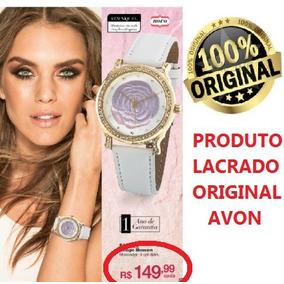 072921ed41f Relogio Masculino Avon Pulseira Inox - Relógios De Pulso no Mercado ...