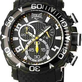 525b0e6fe17 Relógio Everlast Masculino Analógico E183 Original E Barato. R  1.089