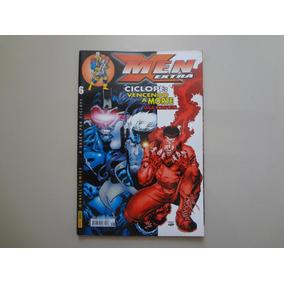 Revista X Men Extra Nº 6 Junho/2002