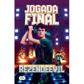 Livro Jogada Final - Rezendeevil - Minecraft - Frete 8,00