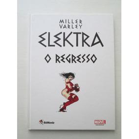 Elektra - O Regresso - Original - Capa Dura- Bd Mania - 2007