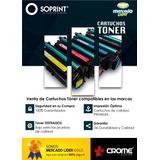 Cartuchos Toner Samsung Xerox Lexmark Hp Nuevos Con Garantía