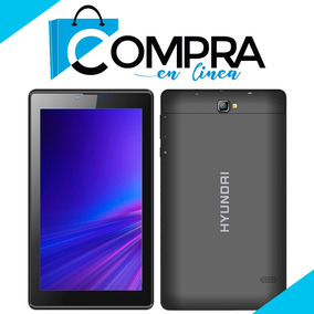 Tablet Hyundai 7 Mejor Q Samsung Android 8 Celular + Regalo