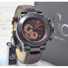 Relógio Gc X90003g4s Máquina Suíça Original (novo)