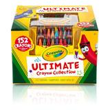 Set 152 Crayones Crayola