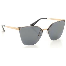 628833ee2da67 Culos Escuros Feminino Prada - Óculos De Sol Com proteção UV no ...