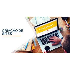 Criação De Site + Hospedagem Grátis + Email Corporativo