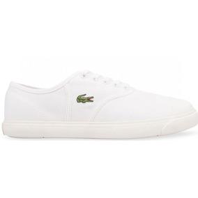 a745634aa0d86 Tenis De Velcro Feminino Branco Lacoste - Calçados