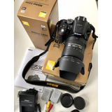Nikon D5300 Digital Slr Camera With 18 - 55mm