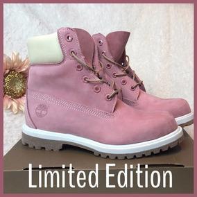 3091d554244 Botas Timberland De Color Rosa De Mujer Bfn - Zapatos Rosa claro en ...