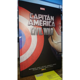 Capitan America Civil War Integral