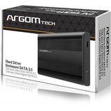 Encapsulador Argom Sata 2.5 Usb 2.0 Arg-ac1030 (compured)