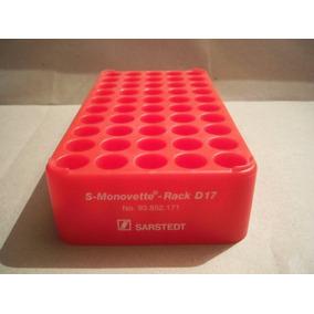 Gradilla Para Tubos De 17 Mm Resistente A La Autoclave
