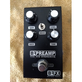 Pedal Bffx Overdrive