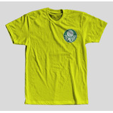 b975641685 Camisa Camiseta Infantil Time Palmeiras Logo Peito Unissex !