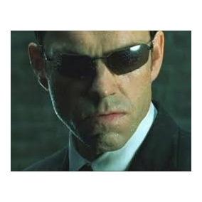 900c392e76ec0 Óculos Agentsmith Matrix Preto Lentes Policarbonato Promoção