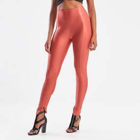 Calça Legging Feminina Sexy Pants Red