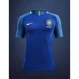 Camisa Seleção Brasileira Azul 2016 no Mercado Livre Brasil b0fb5fe1b6f62