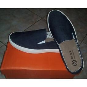 4182fa3a Suelas Para Zapatos Deportivos. Usado - Miranda · Zapato Casual Sk Six  Azules Tipo Vans