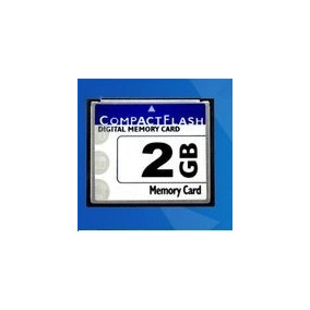 Memoria Compac Flash 2gb