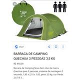 Barraca Quechua Para 3 Pessoas