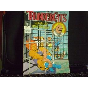 Hq - Thundercats Nº 14 Ano 1987 Raro