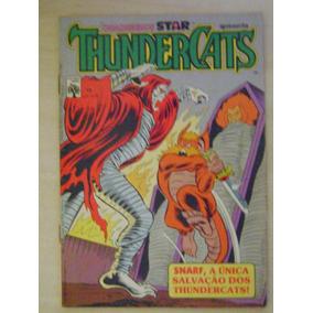 Hq Thundercats Nº 13 Ano 1987 Rara