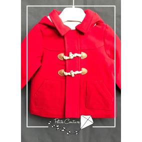 Abrigo Rojo Mayoral Tallas 2 A 12 Meses