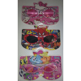 Lentes De Sol Para Niños Minnie Hello Kitty, Pony, Spiderman