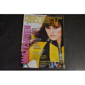 Set 255 Malin Akerman Watchmen Revista