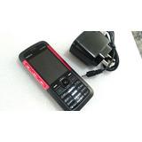 Nokia 5310 Xpressmussic Vermelho Usado 30 Dia Frete Gratis .