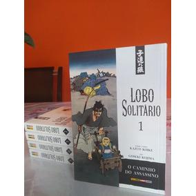 Lobo Solitário Panini Vol. 1 Ao 5