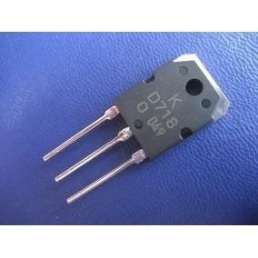 Transistor De Potencia D718 Y B688