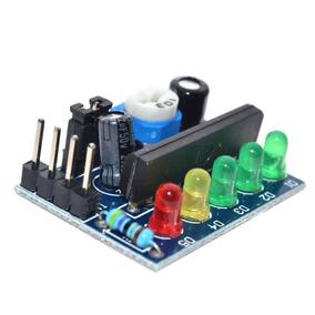 Indicador De Nível De Áudio Bateria 3.5 - 12v Arduino