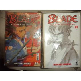 Blade A Lamina Imortal 1 A 38 Completa Conrad Excelentes