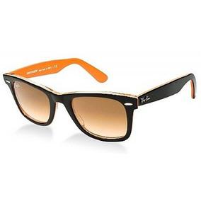 Oculos Wayfarer Laranja (com - Óculos no Mercado Livre Brasil 2de9a04ec3