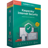 Licencia Kaspersky Internet Security 2019 1 Pc 100% Original