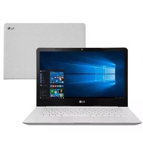 Notebook Lg Ultra Slim 14u360-l.bj36p1 Quad Core 4gb 500hd