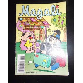 Gibi Magali Número 242 Editora Globo