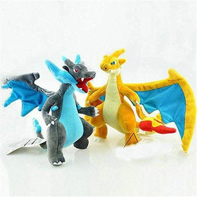 Pokemon Center Mega Evolución Charizard X & Y Suave 12 -7635