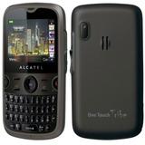 Alcatel Ot800 Câm 2mp Qwerty Mp3 Player Rádio Fm Vitrine