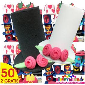 36211e226bea3 Sombrero Hule Espuma - Sombreros para Fiestas en Mercado Libre México