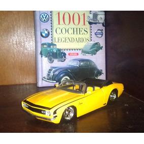 Chevy Camaro Ss 1967 Escala 1/24 Coleccion Jada En Su Caja