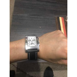 8c1a4329918 Reloj Bvlgari Rettangolo Chronograph Original