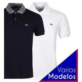 03b8b5638edef Kit 2 Polo Lacoste Peruana Masculina Camisa Original Importa · 12 cores. R   279