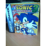Sonic Advance 3 Para Gba