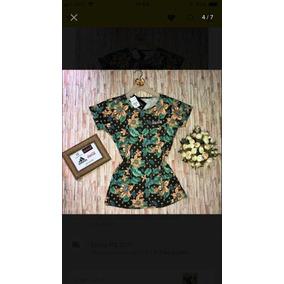 Kit Com 10 Blusas 1 Cinto